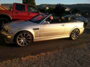 2002 BMW M3Base Convertible 2-Door